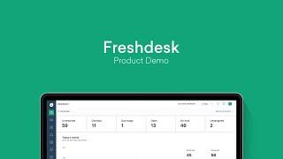 Freshdesk Demo: Understanding the basics of the helpdesk