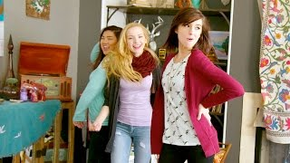 "Repeat youtube video What A Girl Is - Dove Cameron, Christina Grimmie, Baby Kaely (from ""Liv and Maddie"")"