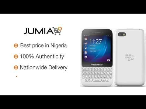BlackBerry Bold 9720 - White - Jumia Nigeria