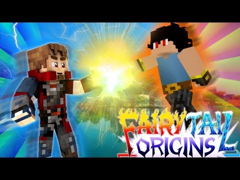 Minecraft Fairy Tail Origins #27