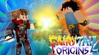 "Minecraft Fairy Tail Origins #27 ""DEFEATING THE GUILDMASTER!"" (Minecraft Modded Roleplay) S3E27"