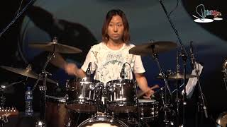 2018 HKDrumFest Asia Pacific Drummer Competition Open Class Round 5 - liveband and Drummers