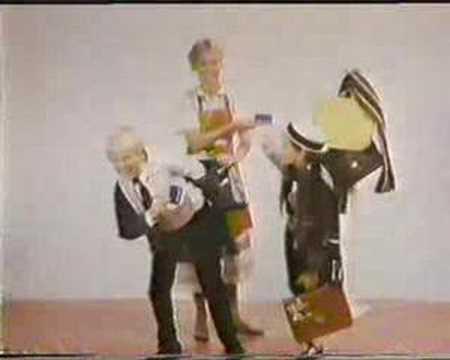Travelcard advert, 1984 - West Midlands PTE