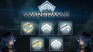 Warframe - Mastery Rank Tests : 6 - 10 (Guide)