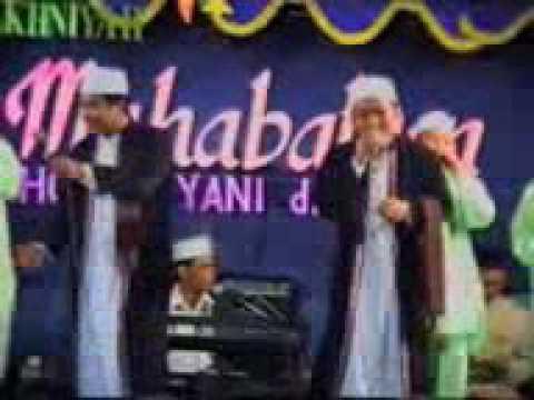 Sholawat Al Yamania Al Mahabbatain