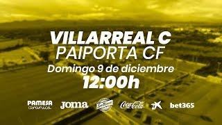 Villarreal C vs Paiporta CF