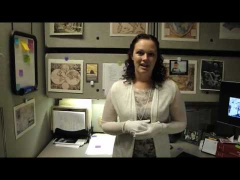 A Day in the Life of an Archivist