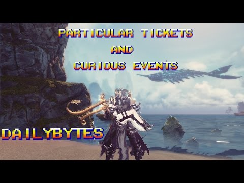 How to get Peculiar Tickets and which Curious Events to do? - Revelation Online Simple Guide!