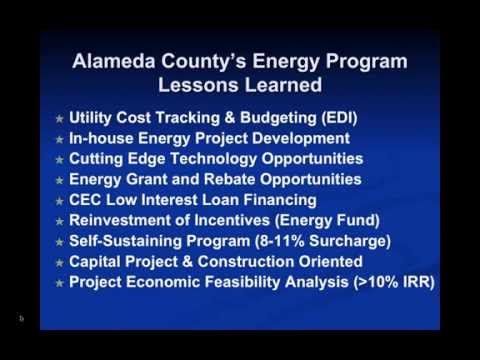 SEEC Webinar #11: Developing Sustainable Energy Programs