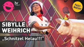 Sibylle Weihrich – Ode ans Schnitzel