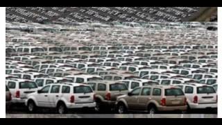 Вот где остаются автомобили, которые не нашли своего покупателя!