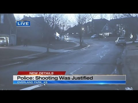 Fatal Overland Park police shooting of 17-year-old John Albers justified, authorities say