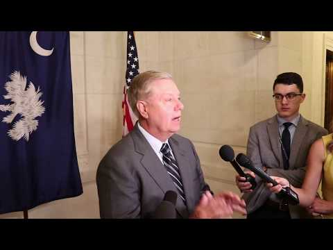 Graham Remarks on Robert O'Brien, Iran and more