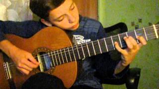 Реквием по мечте (Requiem For A Dream) на гитаре