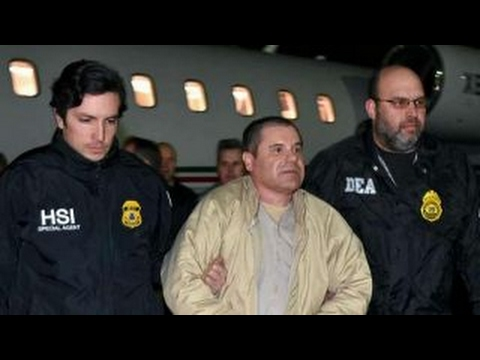 'El Chapo' locked in NY jail that formerly held terrorists