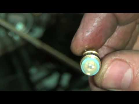 Чистка сеточки  фильтра в карбюраторе квадроцикла STELS 600Y Леопард