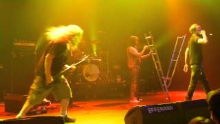 Excrementory Grindfuckers live at Eindhoven Metal Meeting 2012