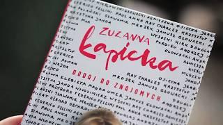 Zuzanna Łapicka o swojej książce