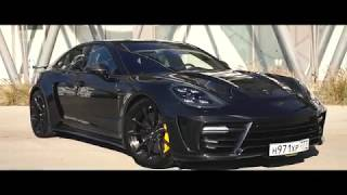 iMEDIA Production || Porsche Panamera (971) Stingray by TOPCAR