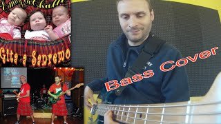 Bass Cover Emily la Chatte (Battisti Michael Jackson Elio Medely) Carlo Chirio MusicMan Stingray