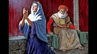 Atheist Sunday School #60 - Birth of Samuel (1SAM 1-3)