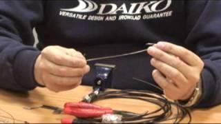 Поводки для спиннинга. Поводки из полевого кабеля(, 2010-05-16T12:07:12.000Z)
