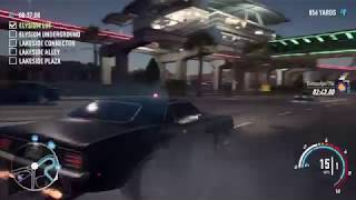 Need for Speed™ Payback Courier Mission with Jess 3