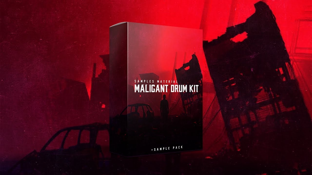 [FREE] MALIGANT DRUMKIT + SAMPLE PACK
