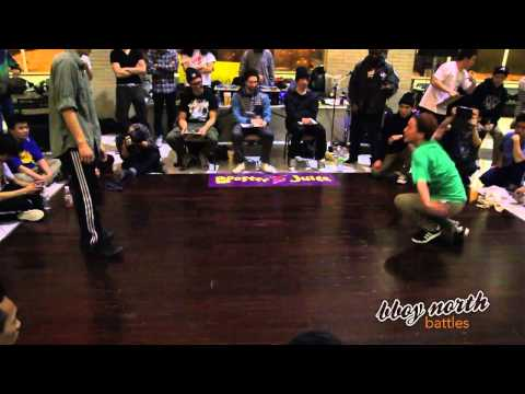 ANTON VS CHEETAH - The BCAT 2014 1v1 QUARTER FINALS