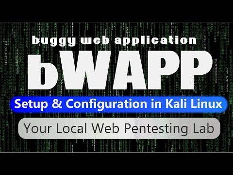 How to setup extremely buggy website on localhost in Kali Linux for  Pentesting | WH #14