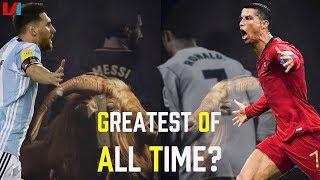 WK-Update 2   Ronaldo Heeft Maar één Missie: Messi van de Troon Stoten!