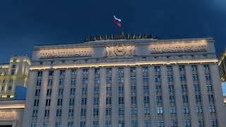 В МО России прокомментировали попытку боевиков атаковать авиабазу Хмеймим дронами