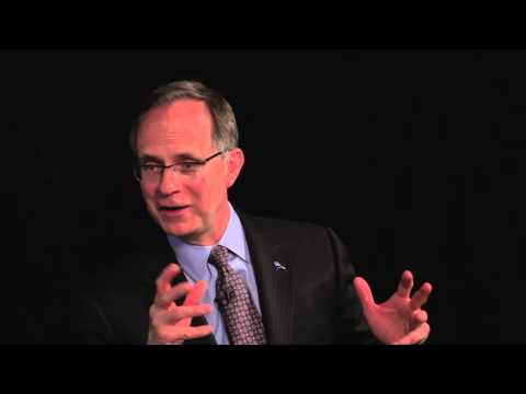 Conversations with Dean Ken Freeman featuring David Barger, CEO of JetBlue