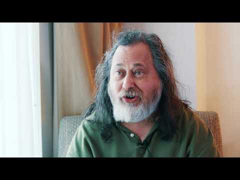 Richard Stallman talks about Microsoft Azure Sphere OS