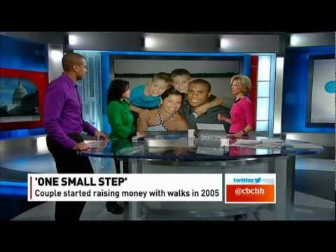 Prader-Willi Syndrome  on CBC News Now with Heather Hiscox
