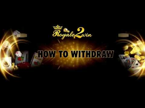 Royale2Win: Fund Withdraw - Online Casino Malaysia