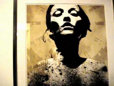 Jacob Bannon Artwork (Converge -  Cruel Bloom)