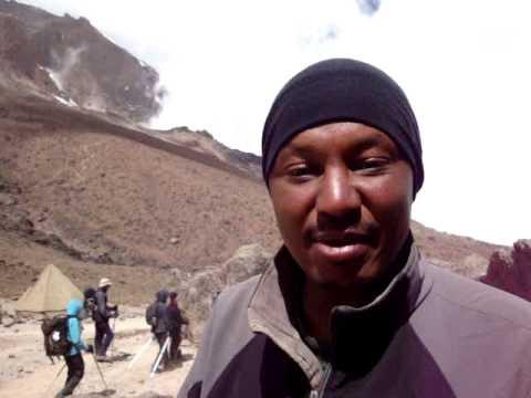 Makeke the Kilimanjaro Guide