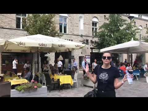 Tallinn | Estonia | Holidays | Summer 2018
