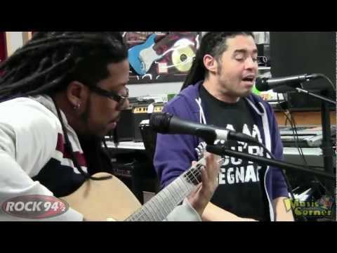 Rock 94 1/2 and Music Corner Inside Pawn 1  -  Nonpoint Feb 2nd 2013