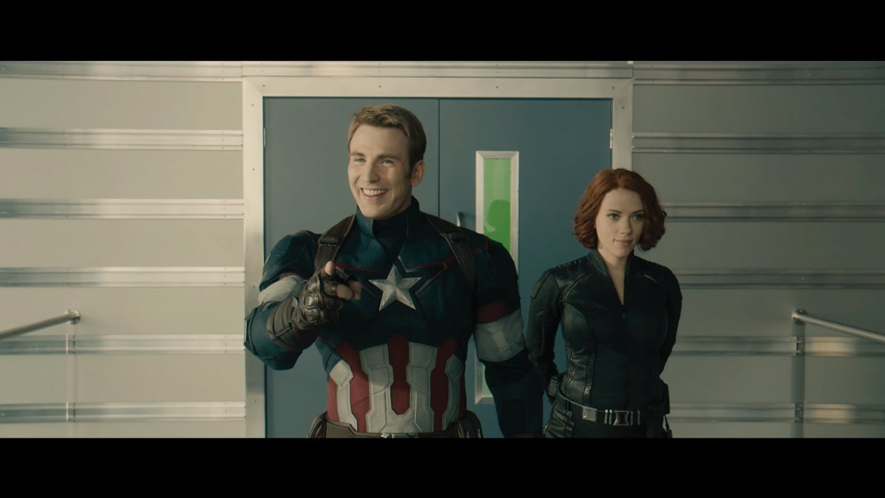 The Gag Reel from Marvel's Avengers: Age of Ultron! - YouTube