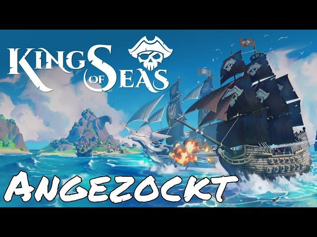 King of Seas ⛵ Angezockt ⛵ Deutsch ⛵ Twitch