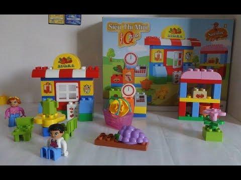 LEGO SIÊU THỊ MINI