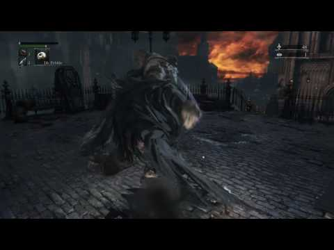 Bloodborne EP2 I thought clerics were meant to be friendly!?