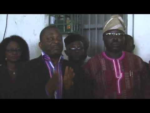 SOA Launching 1 in Ido local govt.ibadan Nigeria