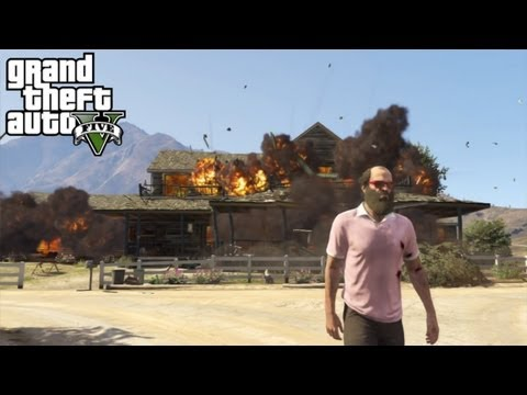 Crystal Maze - GTA V Mission #21 (HD)