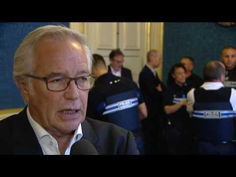 La police municipale de Dijon se renforce