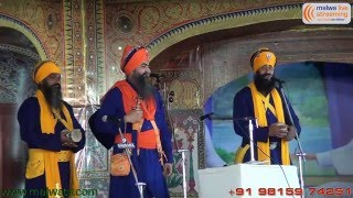 Hoshiarpur Kirtan Darbar - 2013 Part 3rd (by Sant Anoop Singh Ji and Sikh Welfare Society)