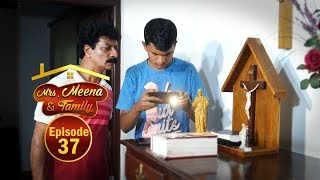 Mrs. Meena & Family - Konkani Serial│Episode 37│Daijiworld Television