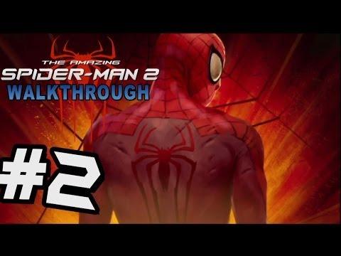 The Amazing Spider-Man 2 Walkthrough Part 2 Uncle Ben Avenged